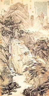 Alta montaña - Shen Zhou