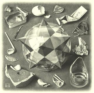Orden y Caos - Escher