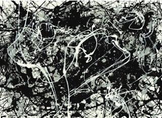 Number 33 - Jackson Pollock