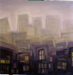 Ciudad y niebla - Raquel Sáez Fliquete