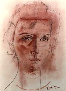 Figura de mujer - Lino Enea Spilimbergo