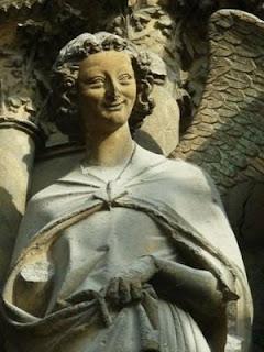 Ángel gótico