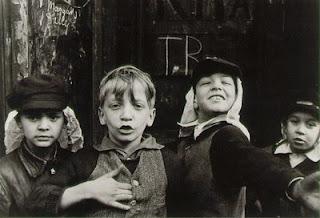 Four Boys - Helen Levitt
