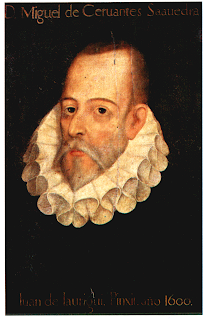 Miguel de Cervantes - Juan de Jáuregui