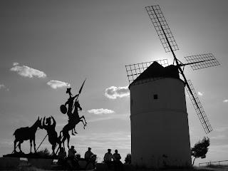 Molino de viento en Almodóvar