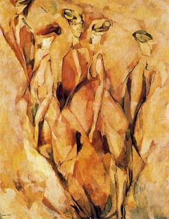 Dulcinea - Marcel Duchamp