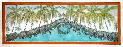 Arrecife de los cocoteros - Osnel StRal