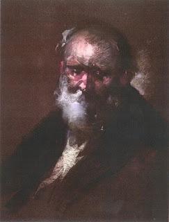 Anciano - Javier Varela Guillot