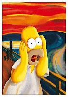 El grito de Homero Munch