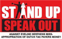 Speak out on Herfkens Corruption