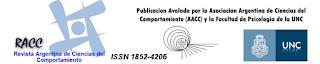 Blog de la Revista Argentina de Ciencias del Comportamiento (RACC)