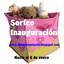 Hay DOBLE SORTEO en mi blog!!!