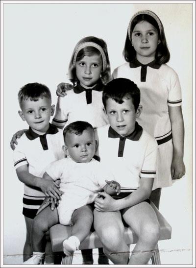 Rescatada del archivo familiar