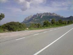 Montserrat!! la muntanya màgica :-) cada any hi pujo dos o tres vegades :-)