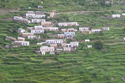 Roopkund trek Kulling village