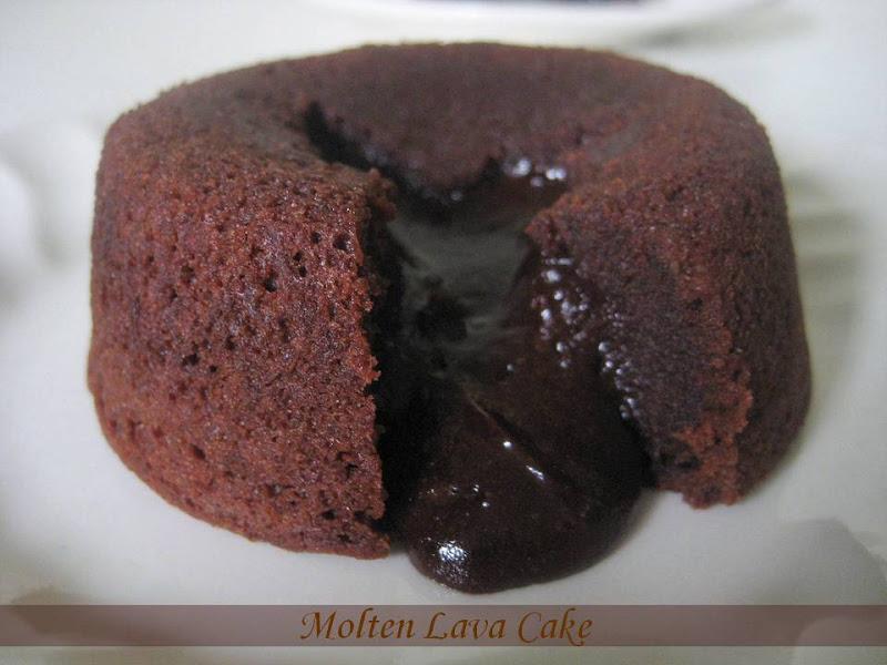 Cook With Faiza Lava Cake