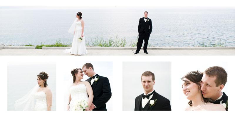 Casa di Borally wedding photo