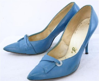 Highly Pitched Shoes
