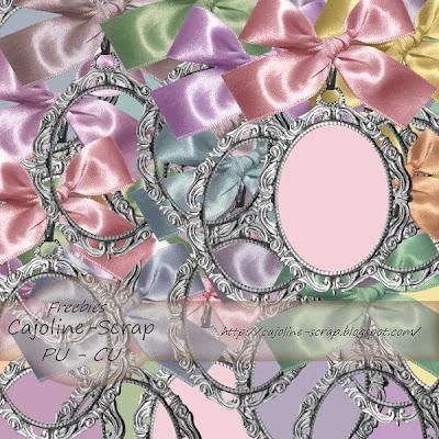 http://cajoline-scrap.blogspot.com/2009/09/freebie-set-22-medaillons-avec-noeud.html