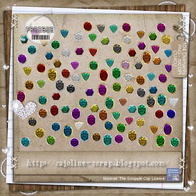 Freebie - 104 Diamonds! - CU4CU  Cajoline_diamants_preview