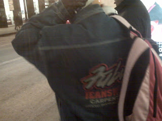 Spotted a FUBU Jacket. Is it 2001?