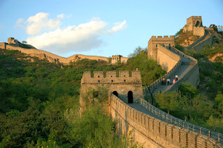 Dear China: GREAT Wall Slide