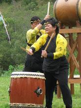 Taiko Drummers at Buddha's Birthday
