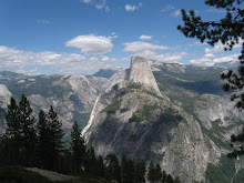 View from Glacier Point