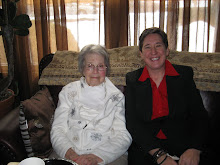 Me and my Great Aunt Avis (age 91, and still a chatterbox!)