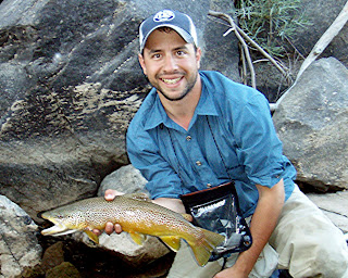 Colorado fly fishing reports september 2010 for Colorado river fishing report
