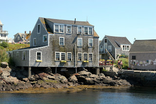 Monhegan dock area