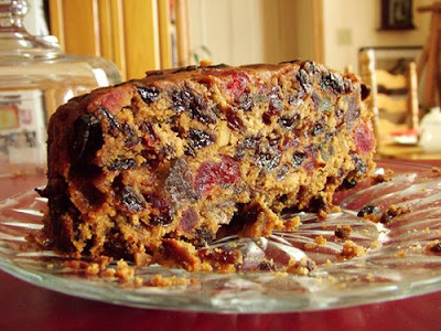 North birmingham fruitcake recipe