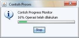 Perbedaan Jprogressbar Dan Jprogressmonitor Di Java