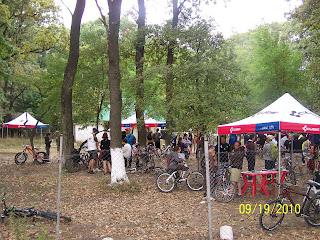 Cube Days V si alte bicicleli