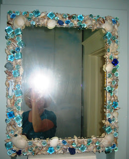 Paint A Mirror Frame Multi Colors