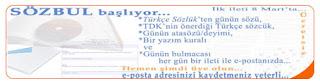 Sözbul - Kalite Blog