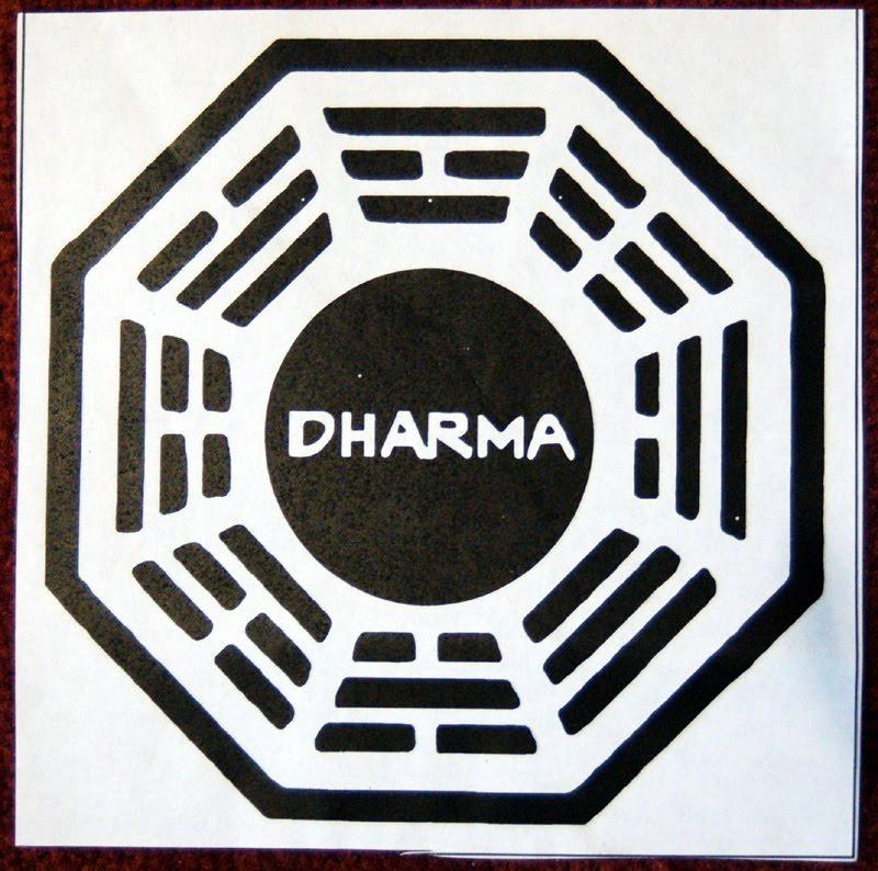 Lost Dharma Symbol