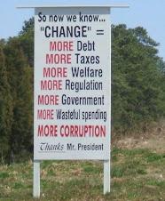 "Obama's ""Change"""