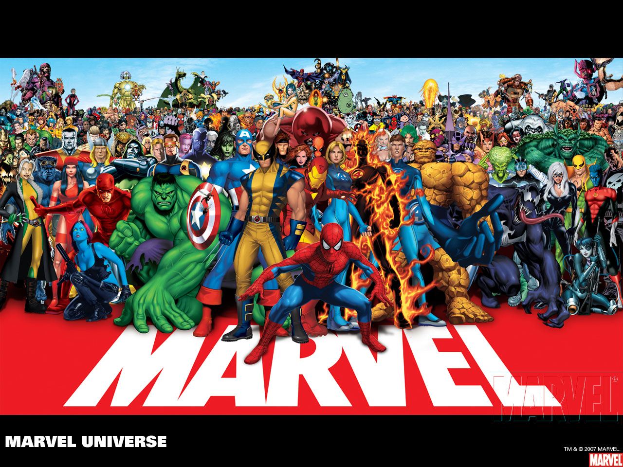 Wallpaper Hd Marvel