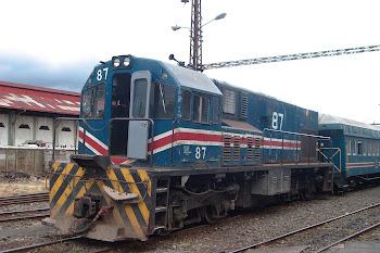 Locomotora 87 GE U11B