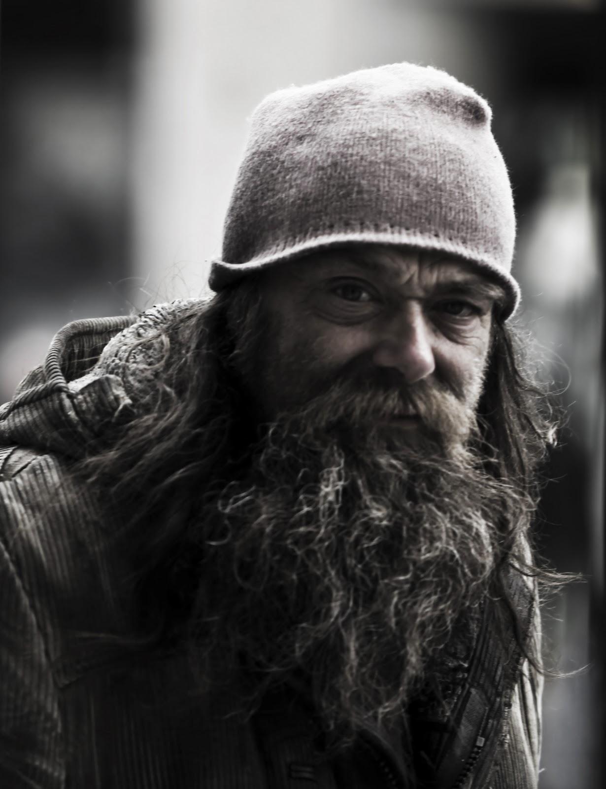 Newcastle Homeless Man Homeless Man Newcastle Crop