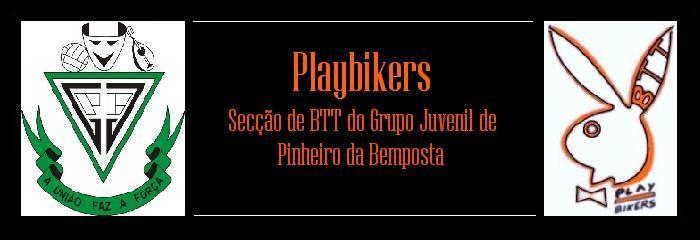 Playbikers - Secção de BTT do Grupo Juvenil de Pinheiro da Bemposta