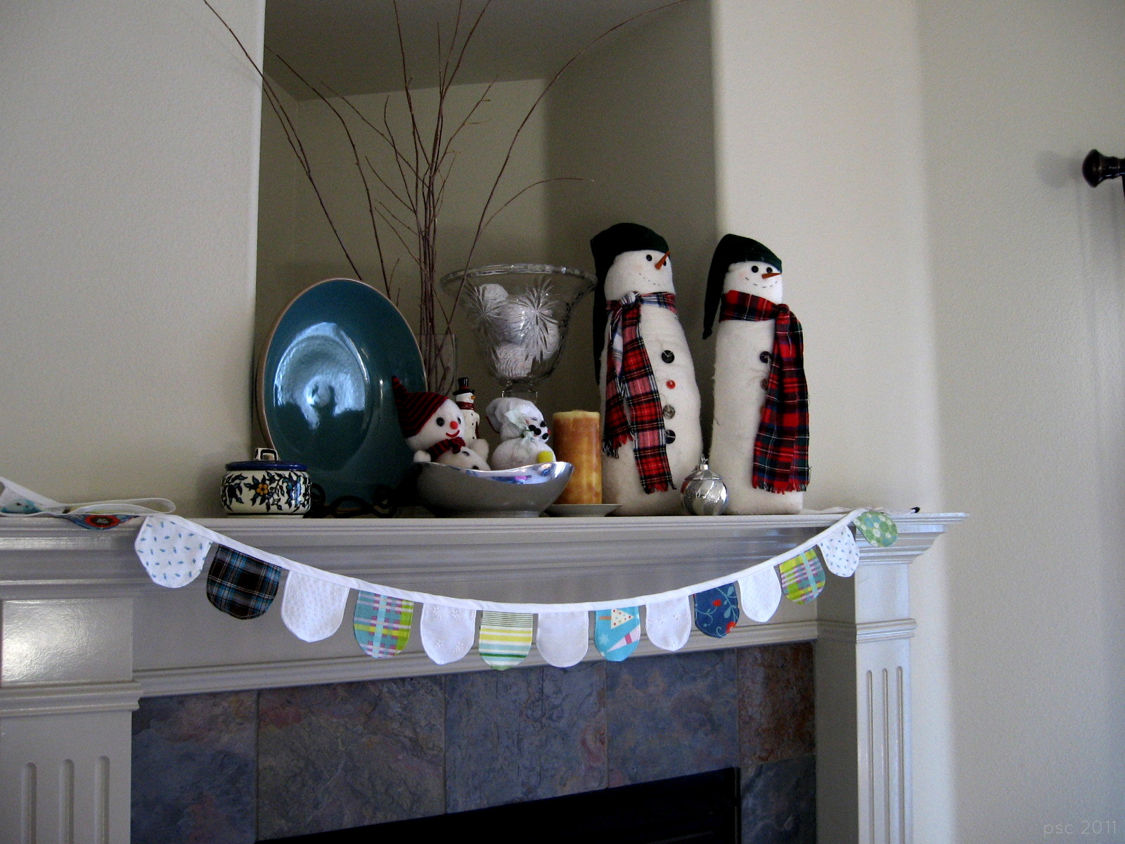 Rounded Bunting