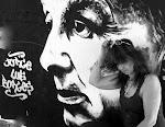 Borges y yo en Esquel. Chubut Ar.