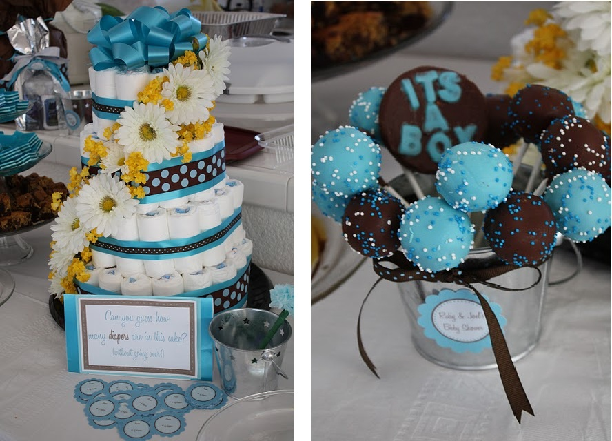 Decoraciones baby shower archivos for Mesa baby shower nino