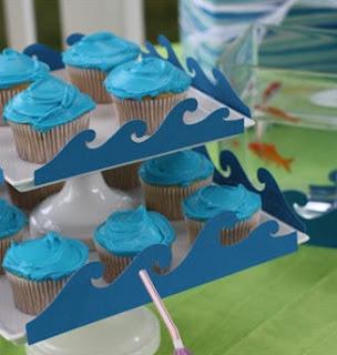 Decoraci n para fiestas marinas for Ornamentacion de 15 anos