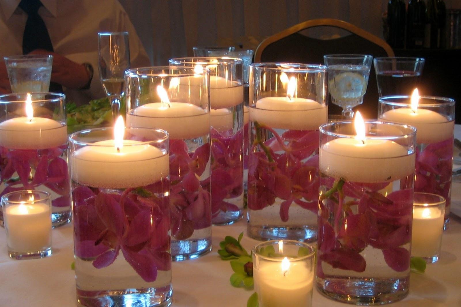 Consumen los arreglos florales particularmente los centros de mesa