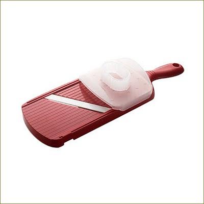 Bombolini mandolina de mano for Mandolina utensilio de cocina