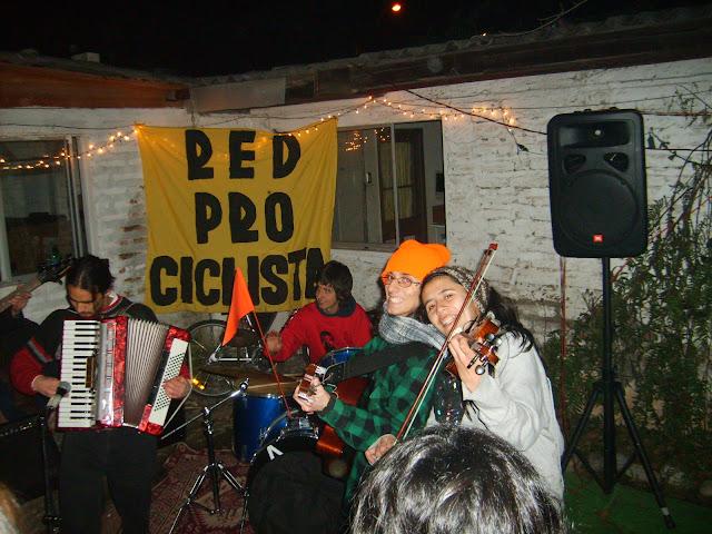 Musica alegria y bicicletas