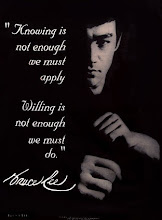 Bruce Lee, simples.